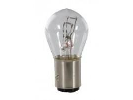 Lamp 21/4W  (BAZ15d)   (prijs is voor 10 lampen)