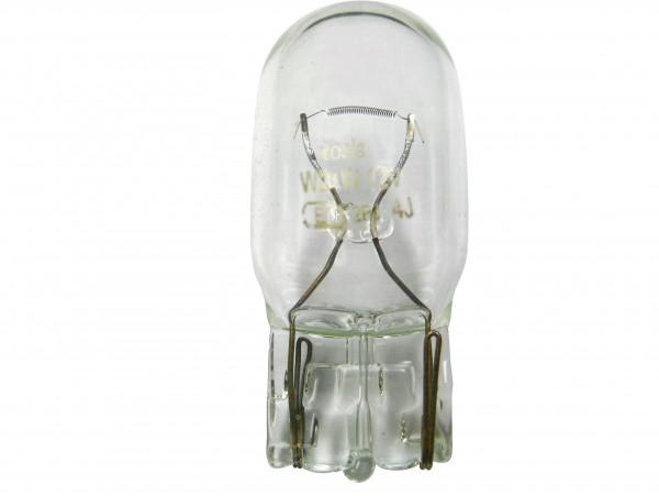 Lamp 21W fittingloos  (W3x16d)   (prijs is voor 10 lampen)