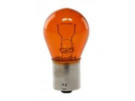 Lamp 21W oranje  (BAU15s)   (prijs is voor 10 lampen)