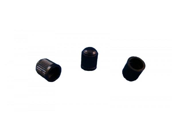 Ventieldopjes zwart (prijs is voor 100 stuks)