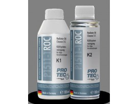 PRO-TEC Radiator Oil Cleaner K1+K2   (2 flacons à 188 ml)