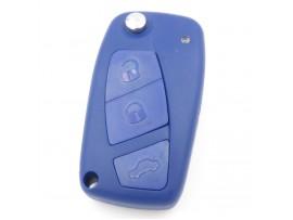 Blauwe behuizing 3 knops voor diverse Fiat modellen