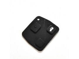 Drukknoppen voor 2-knops en 3-knops Toyota sleutels