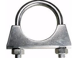 Beugelklem 40 mm  (prijs is voor 5 stuks)